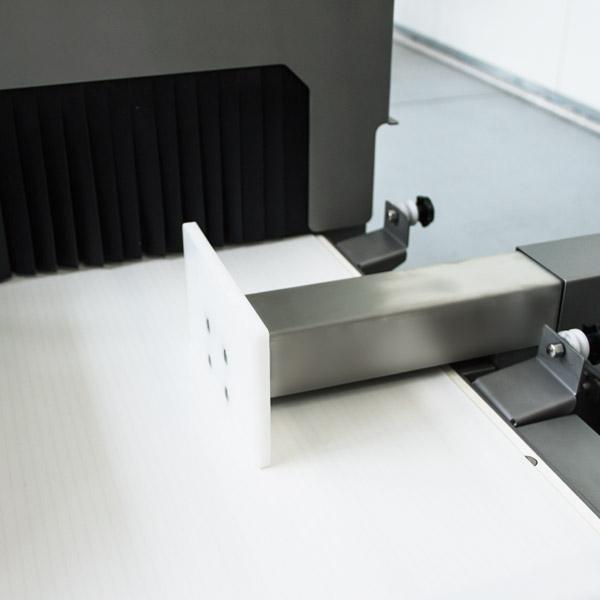 high flexibility through individually configurable components